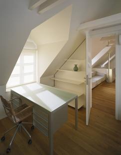 Rekonstrukce bytu ve Valdštejnské ulici - foto: Ester Havlová