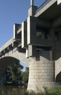 Masarykův most - foto: Ester Havlová