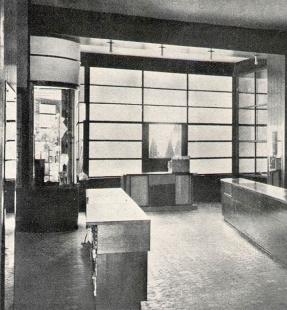 Přestavba velkoobchodu Pavla Gellnera - foto: archiv redakce