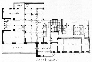 Okresní nemocenská pojišťovna v Mladé Boleslavi - 2NP - foto: archiv redakce
