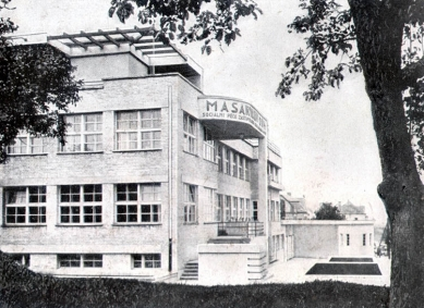 Dům okresní sociální péče v Mladé Boleslavi - foto: archiv redakce
