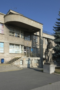 Dům okresní sociální péče v Mladé Boleslavi - foto: Ester Havlová