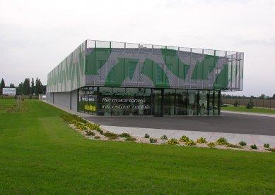 Servisní centrum firmy Toner Recycling Service - foto: Šárka Dlouhá