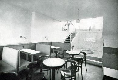 Nájemný dům s cukrárnou B. Kolbaby - foto: Orth a spol.