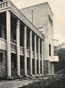 Bartoňova vila - foto: archiv redakce