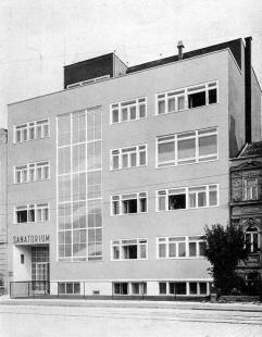 Sanatorium MUDr. V. Šilhana - foto: archiv redakce