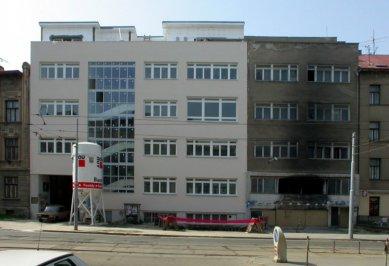 Sanatorium MUDr. V. Šilhana - Současný stav - foto: © archiweb.cz, 2003