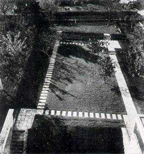 Sanatorium MUDr. V. Šilhana - Zahrada - foto: archiv redakce