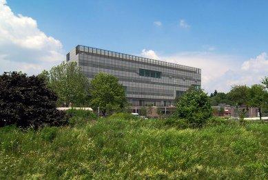 Faculty of Mathematics - foto: Petr Šmídek, 2008