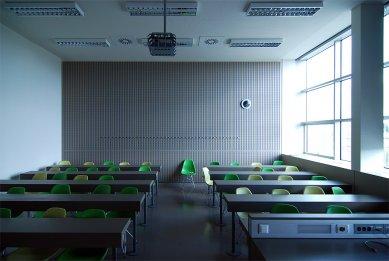 Faculty of Mathematics - foto: Petr Šmídek, 2007