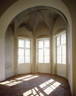 Rekonstrukce bývalého Ústavu šlechtičen - foto: Filip Šlapal