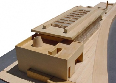 Museo dell'Ara Pacis - Model - foto: © Richard Meier & Partners Architects LLP