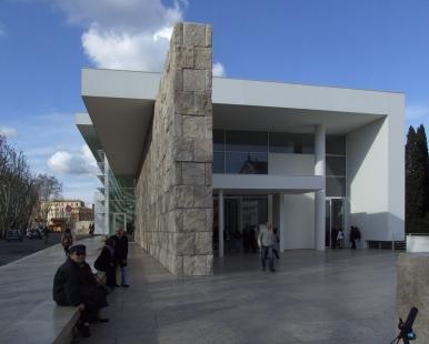 Museo dell'Ara Pacis - foto: © David Přikryl, 2007