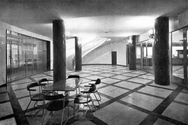 Administrativní a nájemný dům První Moravské Spořitelny - foto: archiv redakce