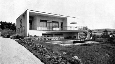 Víkendový dům JUDr. Kyjovského - foto: archiv redakce