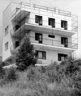 Pension Alfa - Pohled jihovýchodní - foto: archiv redakce