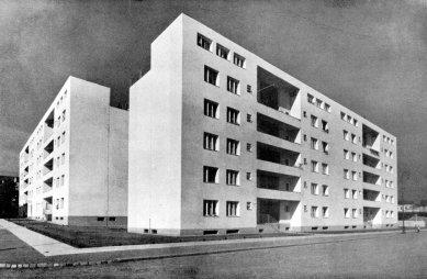Městské obytné domy s malými byty - foto: archiv redakce