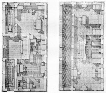 Návrh rodinného domu - Půdorysy - foto: archiv redakce