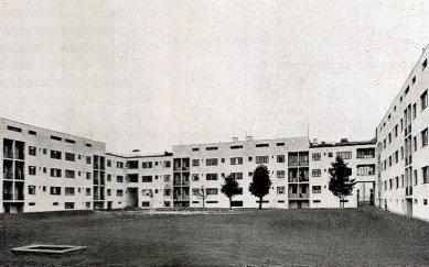 Masarykova kolonie bankovních úředníků v Košičích - foto: archiv redakce