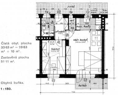 Domy pro chudé města Brna - Bytový element - foto: archiv redakce