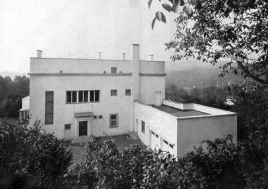Vila Münz - foto: archiv redakce