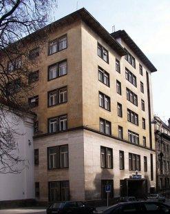 Administrativní budova Union - Dnešní stav - foto: © archiweb.cz, 2003