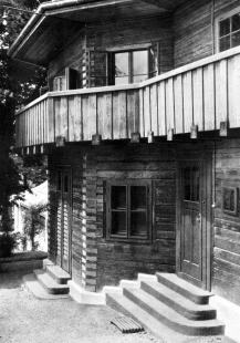 Dřevěný zahradní domek - foto: archiv redakce