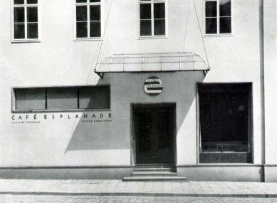 Kavárna Esplanade - foto: archiv redakce