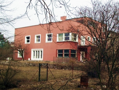 Vila Neumark - Dnešní stav - foto: © archiweb.cz, 2003