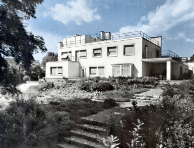Vila Haas - foto: archiv redakce