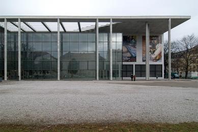 Pinakothek der Moderne - foto: © Petr Šmídek, 2007