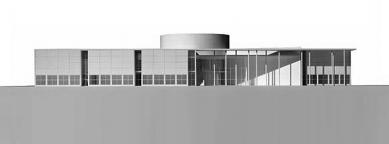 Pinakothek der Moderne - Pohled - foto: © Stephan Braunfels Architekten