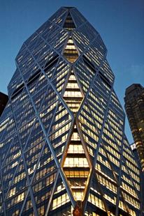 Hearst Tower - foto: © Štěpán Vrzala, 2007