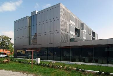 Studentský dům Poljane - foto: Petr Šmídek, 2008