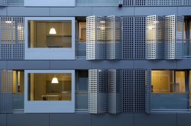Studentský dům Poljane - foto: Miran Kambič