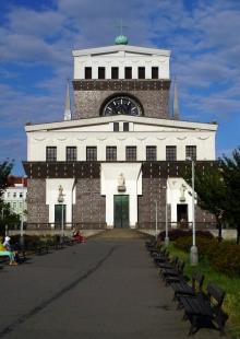 Kostel Nejsvětějšího Srdce Páně - foto: Lukáš Beran