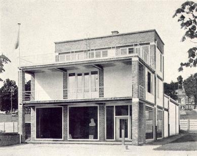 Pavilón pražské uměleckoprůmyslové školy - foto: archiv redakce