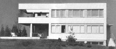 Vila Hugo Zaorálka - foto: archiv redakce