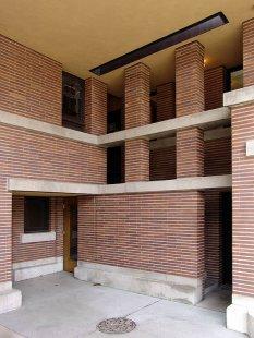 Dům Fredericka C. Robieho - foto: Fránek Architects