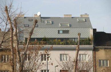 Nadstavba na Dostojevského rade - foto: VSArchitects