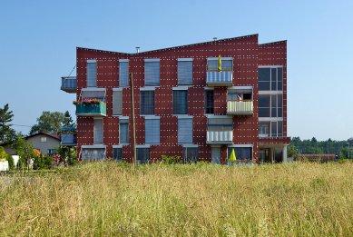 Social Housing Polje - foto: Petr Šmídek, 2008