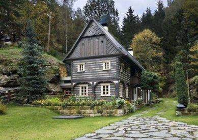Roubenka na Českolipsku - foto: Ester Havlová
