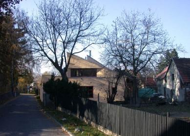Rodinný dům v Dobřejovicích - foto: Tomáš Balej