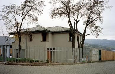 Rodinná vila Kadaň - foto: Ondřej Polák, Tomáš Rasl
