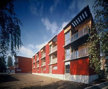 Bytový dům se startovními byty - foto: Filip Šlapal