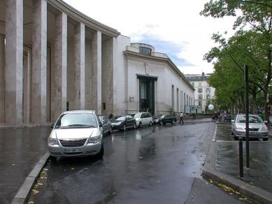 Rehabilitation of the Palais de Tokyo - foto: Petr Šmídek, 2007