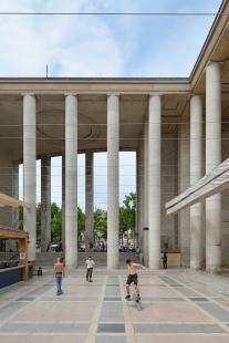 Rehabilitation of the Palais de Tokyo - foto: Petr Šmídek, 2019