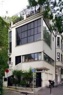 Maison et atelier Ozenfant - foto: Martin Rosa, 2007