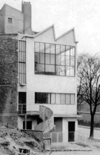 Maison et atelier Ozenfant - Historický snímek