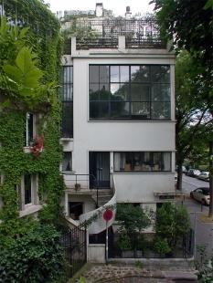 Maison et atelier Ozenfant - foto: Petr Šmídek, 2007